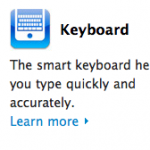 BlindType: It's A Keyboard, Jim, But Not As We Know It