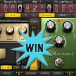 A Chance To Win An AmpliTube LE Promo Code With A Retweet Or Comment