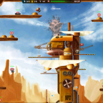 Craneballs Studios Announces Blimp HD For iPad, Monorace For iPhone