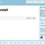 Apple SVP Of iOS Scott Forstall Joins Twitter
