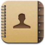 Report: iPhone Apps Can Access Contact Information