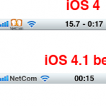 iOS 4.1 Beta Now Available For Developers, But Does It Have The Signal Bar Tweak?