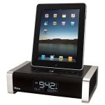 Tick Tock, iPad Clock Dock Finally Announced