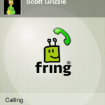 Fring Brings 3G Video Bling