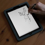 Ten One Design Demonstrates Pressure-Sensitive Sketching On The iPad