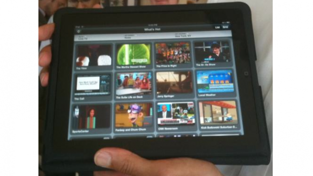 Verizon To Offer Live, Wi-Fi Limited TV Streaming To iPads?