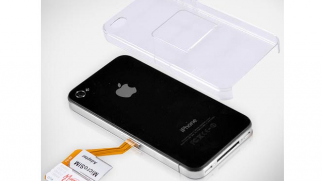 Two SIM Cards, One iPhone? There's A Case For That...