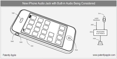 Audio Jack With Built-In Mic Will Save Space In Future iPhones?