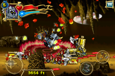 Review: Knight's Rush - The Onrush Is Over, Now The Rush Is On!