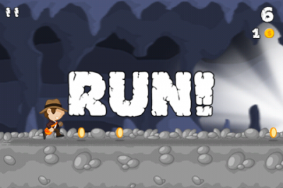 Rapid Review: Cave Run - Go Indiana Jones!