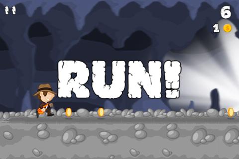 Rapid Review: Cave Run - Go Indiana Jones!