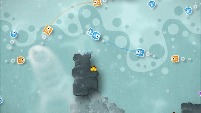 Review: Aqua Globs HD - Path Drawing Glob Matching Now On iPad - Plus Giveaway