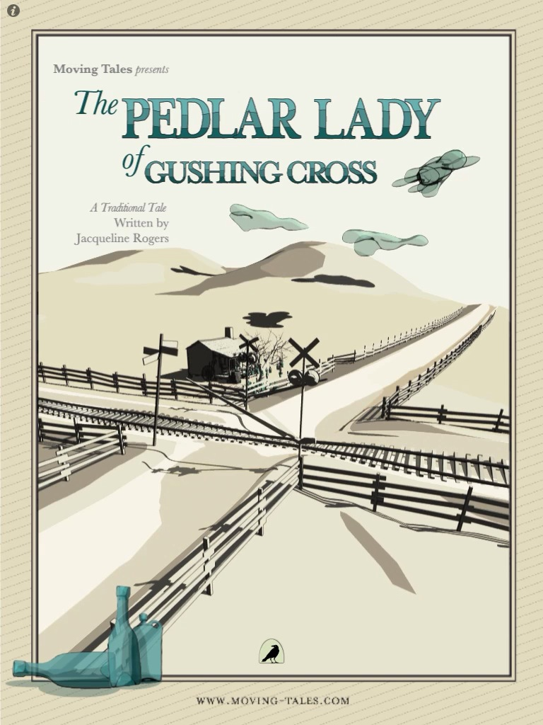 Review: Pedlar Lady - Neatest iPad App Yet?