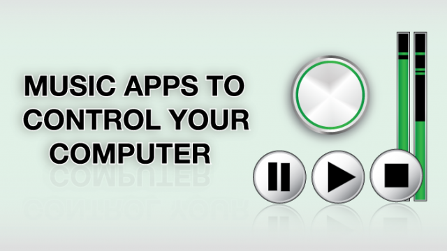 New AppList: Music Apps To Control Your Computer