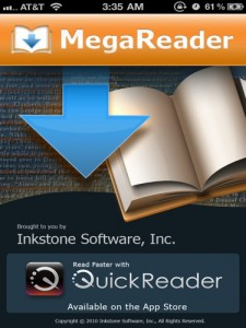 QuickAdvice: Carry An Entire Digital Library In Your Pocket With MegaReader