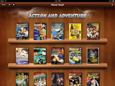 QuickAdvice: Have an Entire Collection of Classic Movies At Your Fingertips with Movie Vault