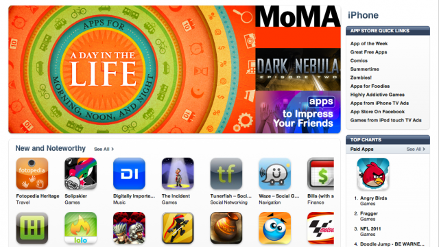 Apple Drawing Attention Away From Free Apps