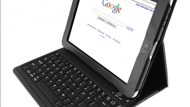 Turn Your iPad Into A Netbook Easily With This Nifty iPad Case