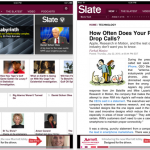 Slate Magazine Hits The iPad, Simple And Elegant Is The Name Of The Game