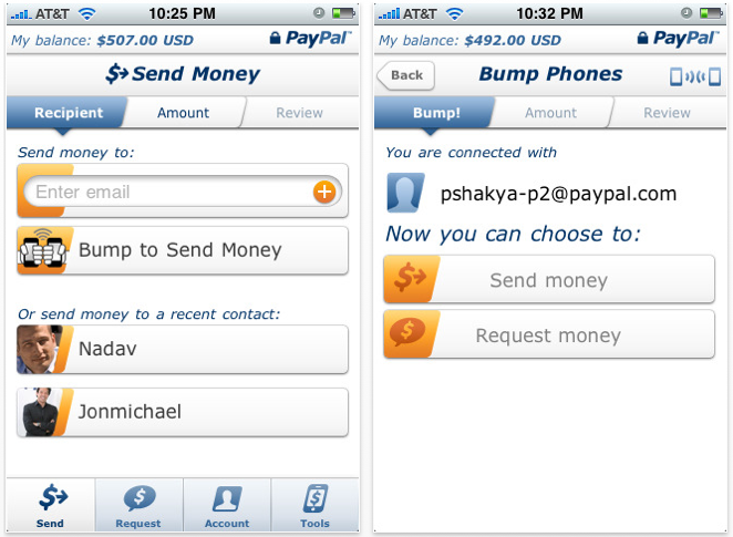 PayPal iPhone App Soon To Become More Charitable, And Better For Checks