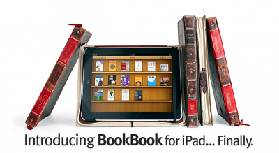 House Your iDevice In Style With BookBook: An iPad Case With A Difference