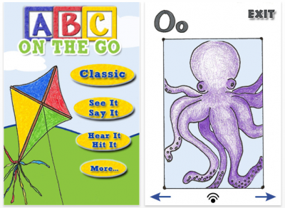 ABC On The Go - Helps Kids Get Ready To Read