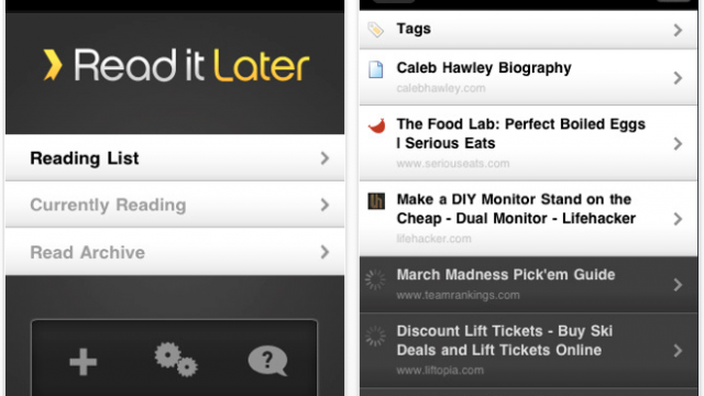 Read It Later Updated - Adds A Whole Load Of New Features