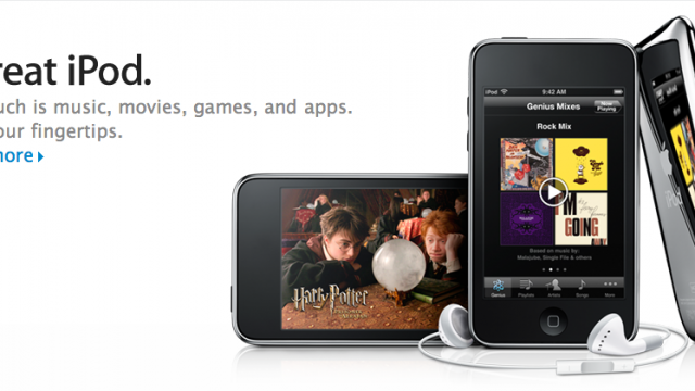 New iPod Touch Rumors Emerge, And Touchscreen Shuffle Or Nano?