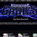 "New Section In App Store - ""Hardcore Games"" For iDevice Gamers"