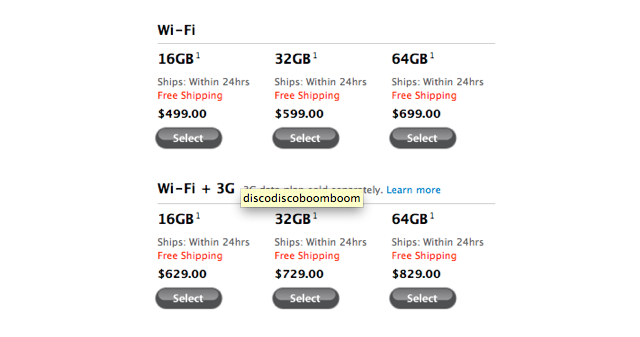 Get Your iPad - Now Shipping Within 24 Hours