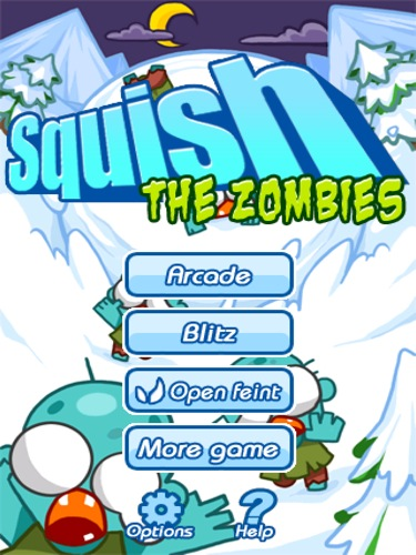 QuickAdvice: Roll Your Way Through Zombies In Squish The Zombies