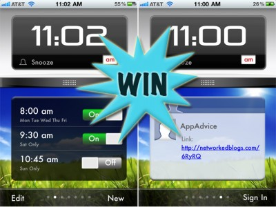 A Chance To Win An Alarm Clock Connect Promo Code With A Retweet Or Comment