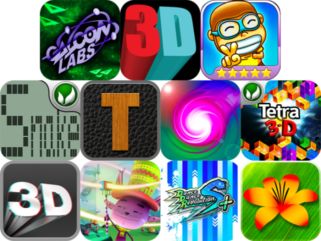 iPhone And iPad Apps Gone Free: Galcon Labs, 3D Camera, Crazy Parachute And More