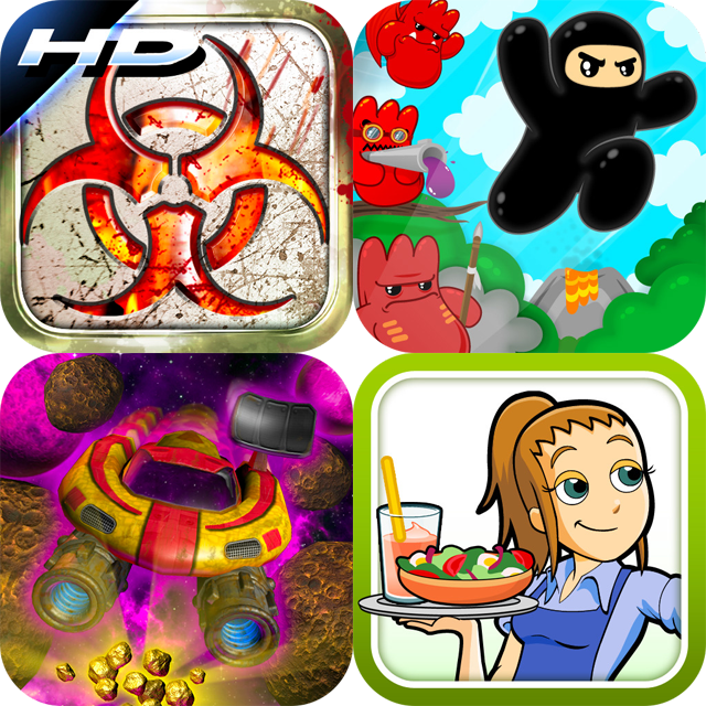 More Popular iPhone And iPad Games Go On Sale