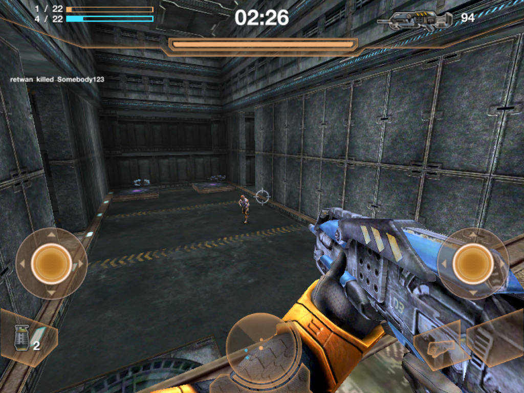 """Archetype Goes HD, Now You Can Take Down Your Online Enemies On A 9.7"""" Screen"""