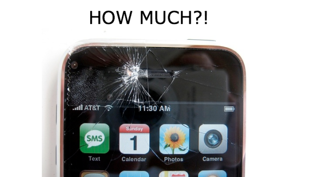 Apple iPhone Repair Cost Is Extortionate And Unnecessary?