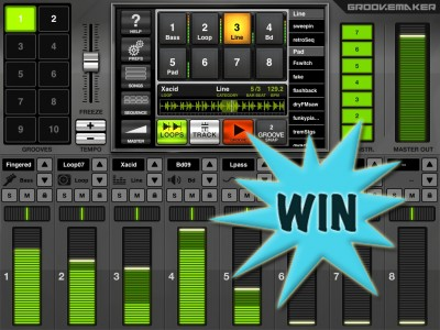 A Chance To Win A GrooveMaker Chris Domingo House (iPad) Promo Code With A Retweet Or Comment