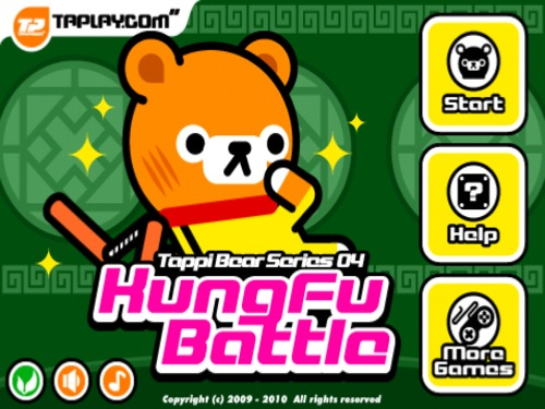 QuickAdvice: Defend Your Donuts In Tappi Bear KungFu Battle
