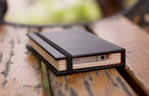 A Little Black Book For Your iPhone