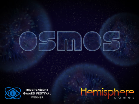 Update: Osmos For iPad Just Got Better