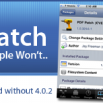 Saurik Releases PDF Patch; Keep Jailbreak and Stay Secure