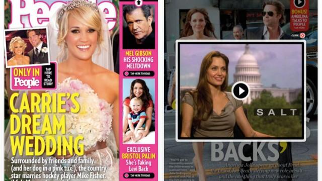 iPad Magazine Subscriptions Finally A Reality