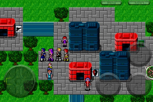 Phantasy Star II Fights Its Way Into The App Store