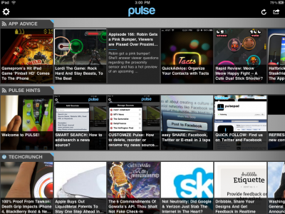 Pulse News Now Includes Later Reading Feature