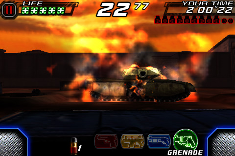 Review: Time Crisis 2nd Strike - The Firefight Against Time