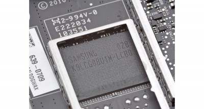New Apple TV: 8 GB Internal Storage, 256 MB RAM