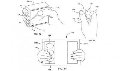 Apple Granted Patent For iDevice Which Recognizes Users' Hands