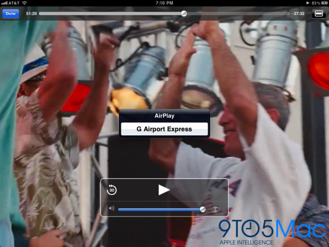 Exciting: iOS 4.2 Media Framework Is Airplay-Enabled, Works With Netflix & More!