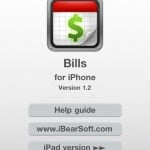 QuickAdvice: Manage Your Bills With Your iPhone and iPad