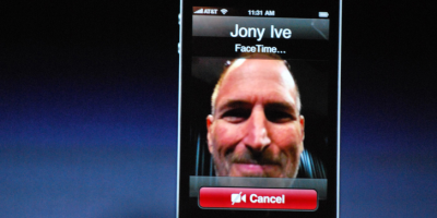 New iPod Touch Comes With A FaceTime App